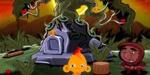 Hra - Monkey Go Happy Stage 291
