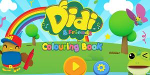 Hra - Didi & Friends Coloring Book