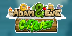 Hra - Adam and Eve: Cut The Ropes