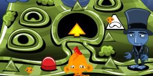 Hra - Monkey Go Happy Stage 298