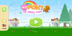 Hra - My Pony My Little Race