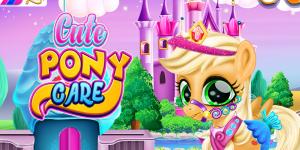 Hra - Cute Pony Care 2019
