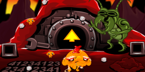 Hra - Monkey Go Happy Stage 303