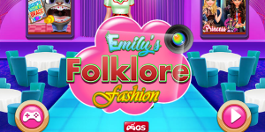 Hra - Emilys Folklore Fashion