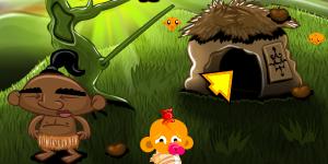 Hra - Monkey Go Happy Stage 312