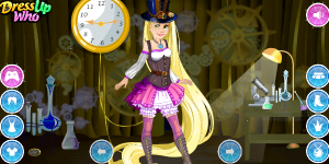 Hra - Princess Steampunk