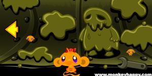 Hra - Monkey Go Happy Stage 313