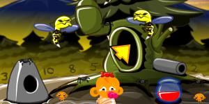 Hra - Monkey Go Happy Stage 316