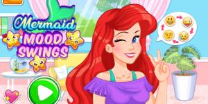 Hra - Mermaid Mood Swings