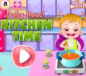 Hra - Baby Hazel Kitchen Time