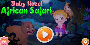Hra - Baby Hazel African Safari Html5
