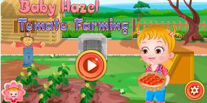 Baby Hazel Tomato Farming Html5