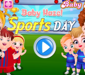 Hra - Baby Hazel Sports Day Html5