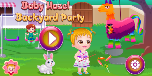 Baby Hazel Backyard Party Html5