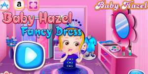 Hra - Baby Hazel Fancy Dress Html5