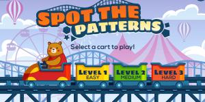 Hra - Spot The Patterns