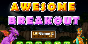 Hra - Awesome Breakout