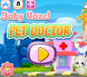 Hra - Baby Hazel Pet Doctor