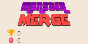 Hra - Monster Merge