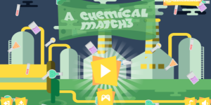 A Chemical Match 3