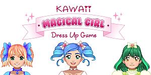 Kawaii Magical Girl Dress Up