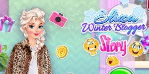 Hra - Eliza Winter Blogger Story
