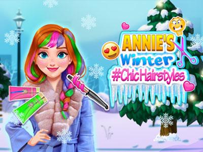 Annie's Winter Chic Hairstyles