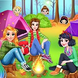 Hra - Canping School Trip