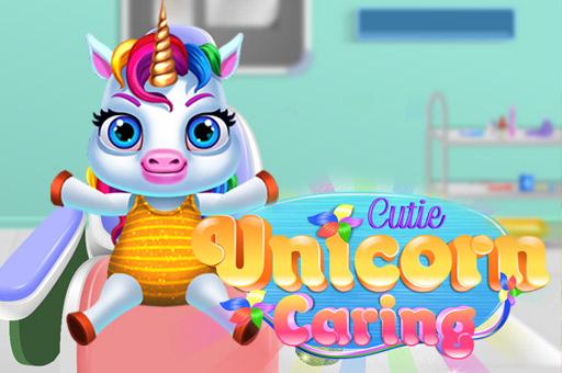 Hra - Cutie Unicorn Care