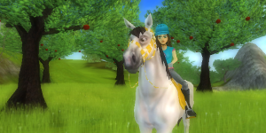 Hra - Star Stable online