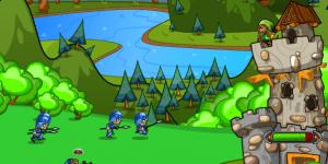 Hra - Archers Duty
