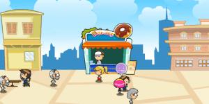 Hra - Donut Empire