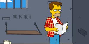 Hra - Simpsons Maker