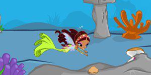 Hra - Winx Club Mermaid Layla