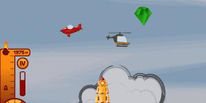 Hra - Fly Hard