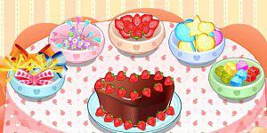 Hra - My Lovely Cake