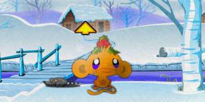 Hra - Monkey Go Happy Christmas