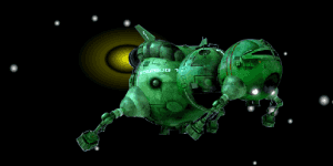 Hra - The Red Dwarf Game