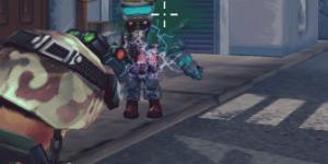 Hra - Mini Attack: Urban Combat game
