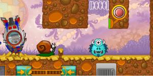 Hra - Snail Bob 4