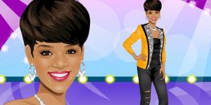 Hra - Rihanna obliekačka