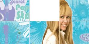 Hra - Hannah Montana Slide