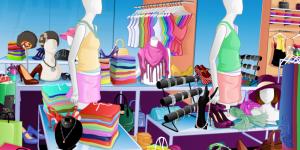 Hra - Paris Shopping Spree