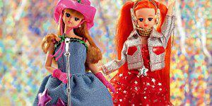 Hra - Barbie Mimi Puzzle