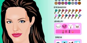 Hra - Angelina Jolie
