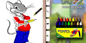Hra - Stuart Little