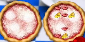 Hra - Lahodná pizza