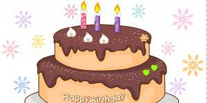 Hra - Narozeninový dort