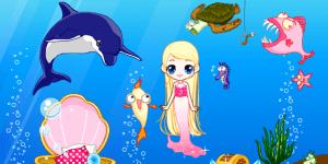 Hra - Design Underwater
