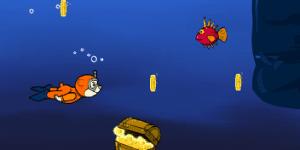 Hra - Teddy Goes Swim